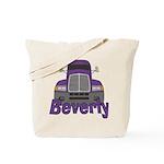 Trucker Beverly Tote Bag