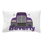 Trucker Beverly Pillow Case
