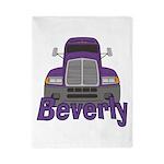 Trucker Beverly Twin Duvet