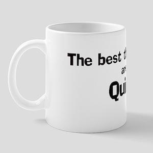 Quincy: Best Things Mug