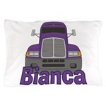 Trucker Bianca Pillow Case