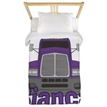 Trucker Bianca Twin Duvet