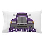 Trucker Bonnie Pillow Case
