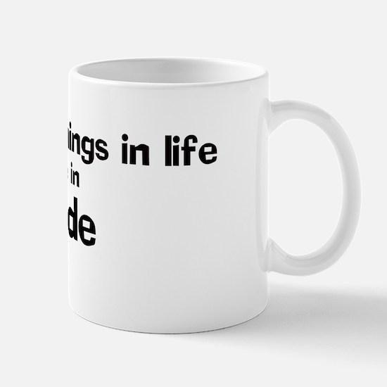 Ryde: Best Things Mug