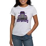 Trucker Brandy Women's T-Shirt