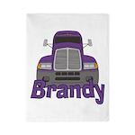 Trucker Brandy Twin Duvet