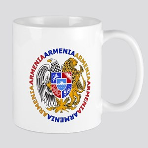 Armenian Coat of Arms Mug