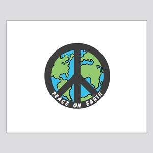 Peace on Earth. Small Poster