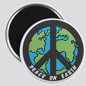 Peace on Earth. Magnet