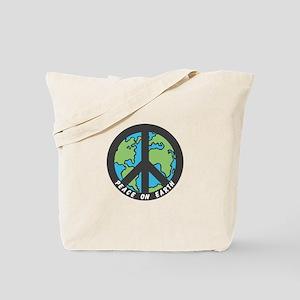 Peace on Earth. Tote Bag