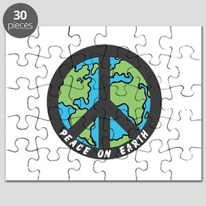 Peace on Earth. Puzzle