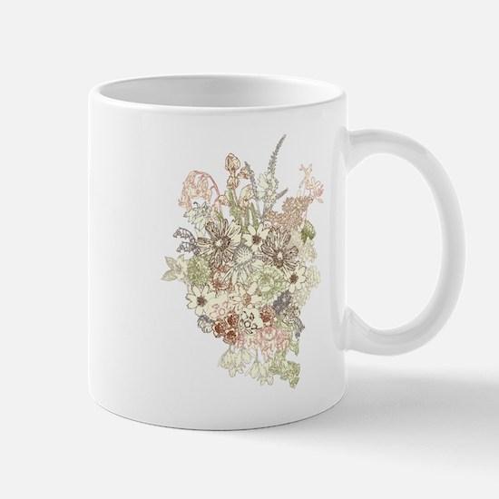 Wildflower Bouquet Mug