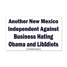 New Mexico Independent Wall Decal