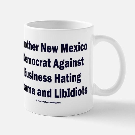 New Mexico Democrat Mug