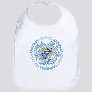 Armenian Coat of Arms Bib