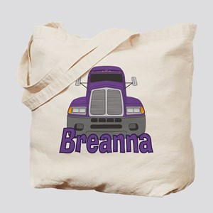Trucker Breanna Tote Bag