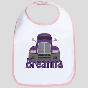 Trucker Breanna Bib