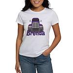 Trucker Brenda Women's T-Shirt
