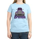 Trucker Brenda Women's Light T-Shirt