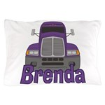 Trucker Brenda Pillow Case