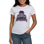 Trucker Brittney Women's T-Shirt
