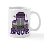 Trucker Brooke Mug