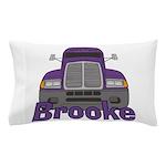 Trucker Brooke Pillow Case