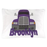 Trucker Brooklyn Pillow Case