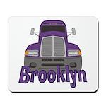 Trucker Brooklyn Mousepad