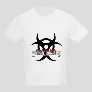 AZH black Logo Kids Light T-Shirt