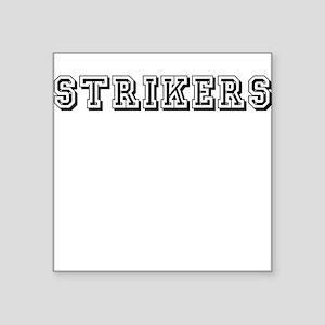 Strikers Square Sticker