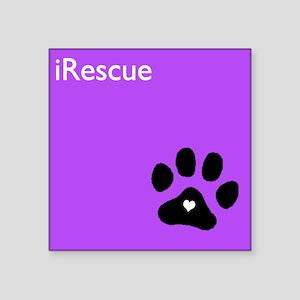 iRescue Square Sticker