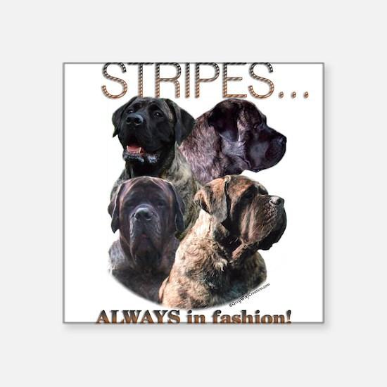 Mastiff 80 Square Sticker