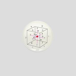 cubeofspace_1043 Mini Button