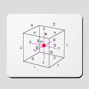 cubeofspace_1043 Mousepad