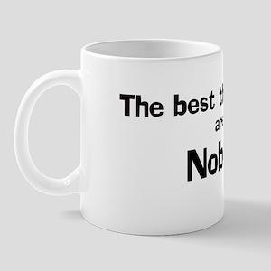 Nob Hill: Best Things Mug
