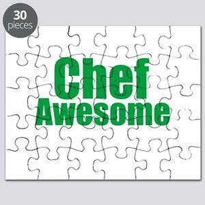Chef Awesome Puzzle