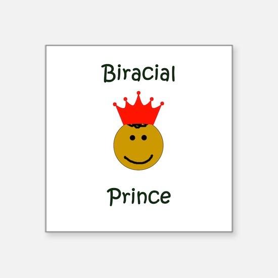 Biracial Baby/ Biracial Pride Creeper Square Stick