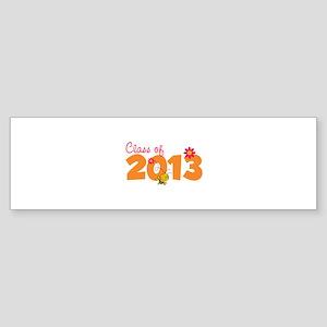 Class of 2013 Sticker (Bumper)