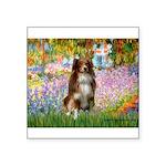 Garden-Aussie (#4) Square Sticker 3