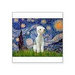 Starry / Bedlington Square Sticker 3