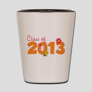 Class of 2013 Shot Glass