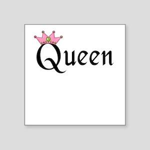 Queen Square Sticker