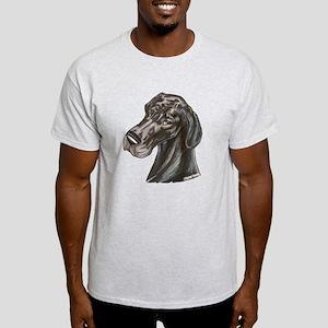 N Blk Soft Smile Light T-Shirt