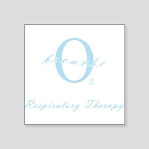 Respiratory Therapy - Athleti Square Sticker
