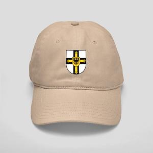 Crusaders Cross - Knights Templar Cap