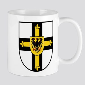 Crusaders Cross - Knights Templar Mug