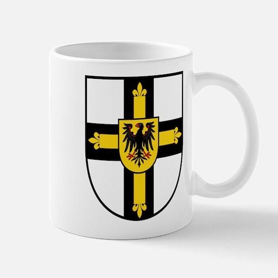 Crusaders Cross - Knights Templar Mug