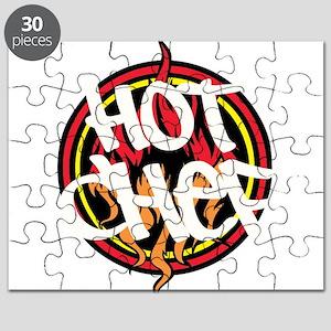 Hot Chef Puzzle