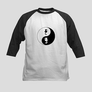 Seahorse Yin Yang Baseball Jersey